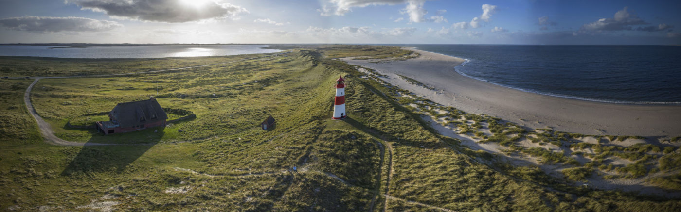 Panorama Sylt mit Quadrocopter