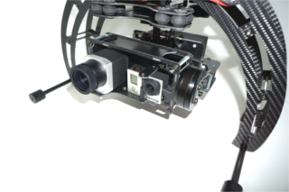 Bild Octocopter Thermografie
