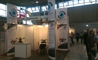 Messestand INTERGEO 2015