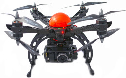 Octocopter RKM 8X