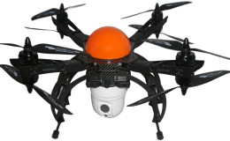Octocopter RKM 8X Surveillor