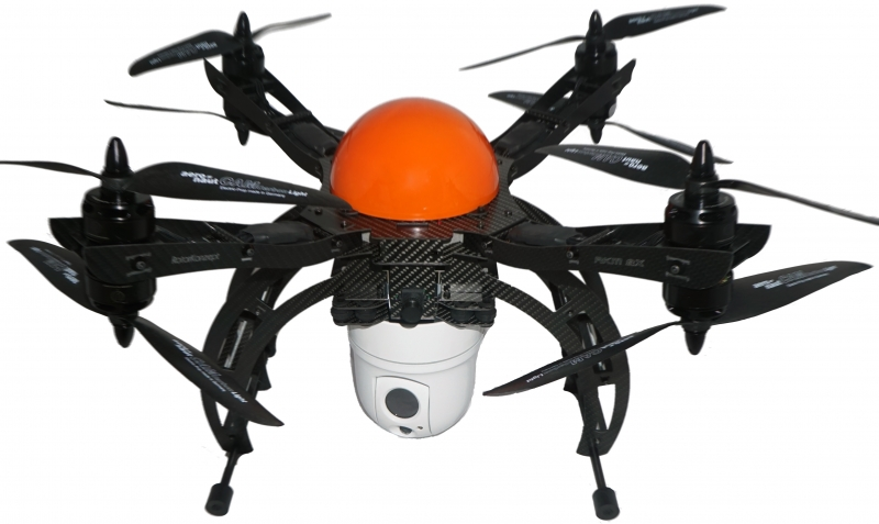 Bild Octocopter RKM 8X Surveillor